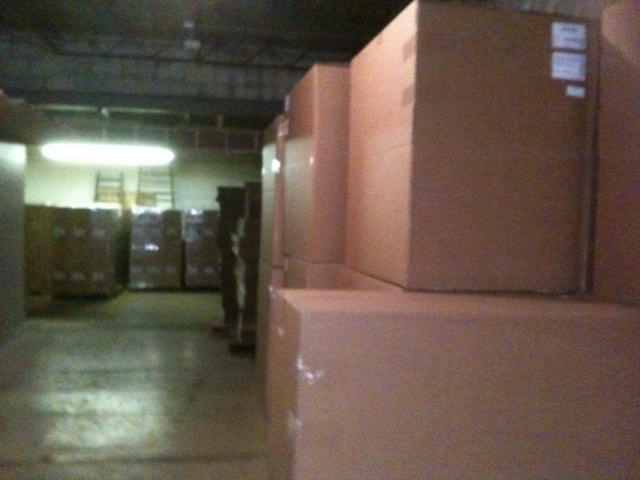 Rinnai Tankless Water Heater Shipment in our Warehouse